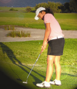 Cathleen Santoso – top 5 Junior girl in the state for the past 4 years.